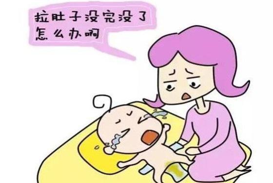 10月7日 阵雨 宝宝拉肚子的原因找到了